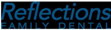Reflections Family Dental Logo